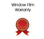 Window Film Warranty