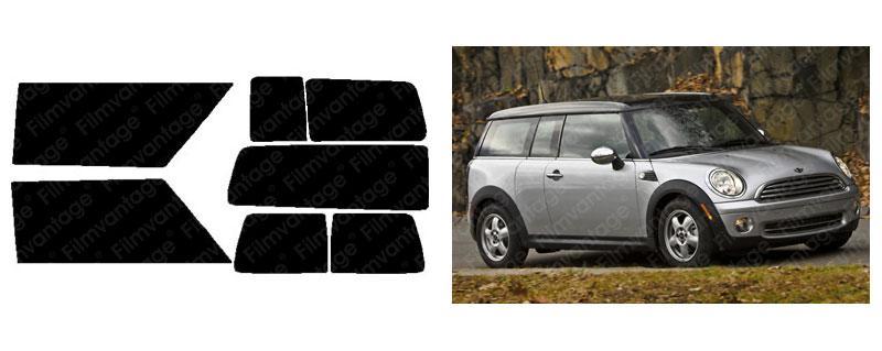 Mini Cooper S Clubman 08 15 Precut Window Tint 3m Color Stable Ebay
