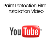 Paint Protection Fim Installation Video