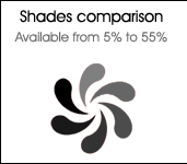 Shades Comparison
