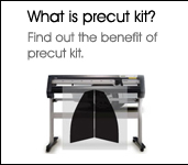 Window Tint Precut Kit